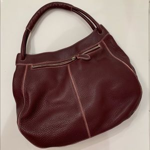 COLE HAAN pebble leather purse 💕